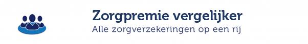 Zorgverzekeringen vergelijken Logo
